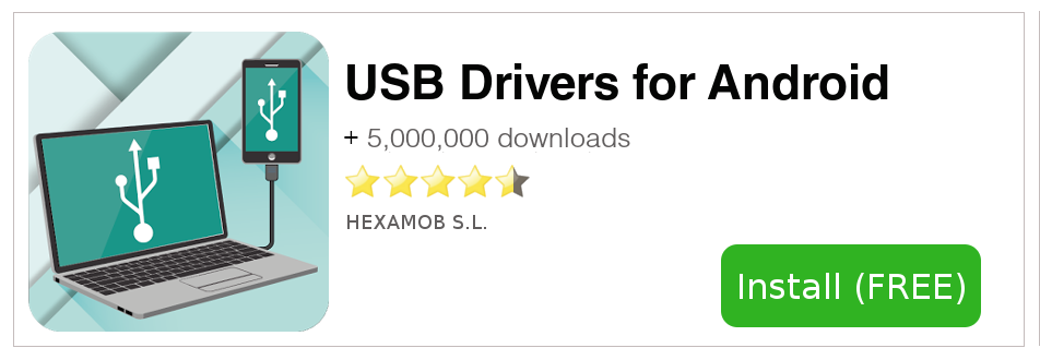 Download Android USB drivers for XIAOMI - Hexamob
