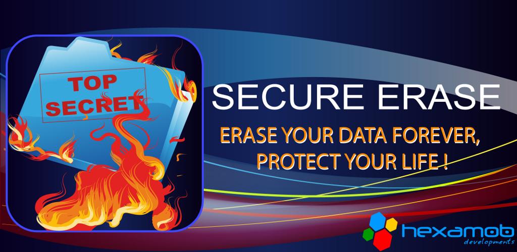 secure erase