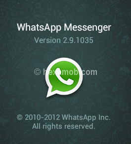 whatsapp android instant messaging free