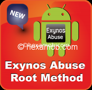 exynosabuse - how to root your android phone or tablet easily