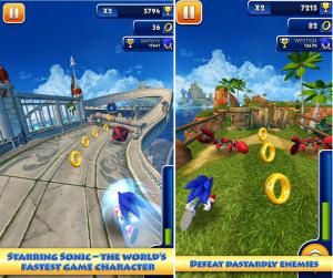 Sonic Dash 0