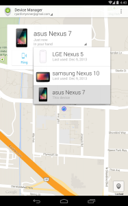 Android device manager 2