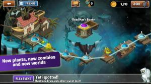 Plants vs Zombies 2 - 1