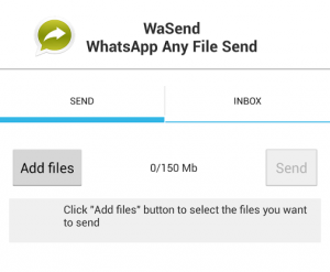 how to send large video on whatsapp