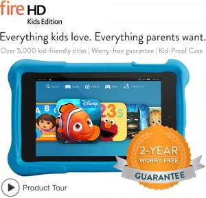 Kindle Fire Kids - es