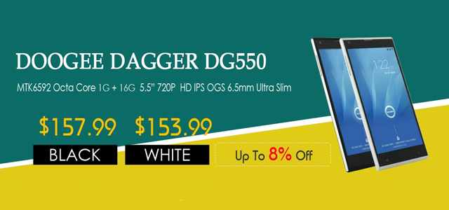 Doogee Smartphone Countdown and No.1 V phone i6 Smartphone Promotion-2