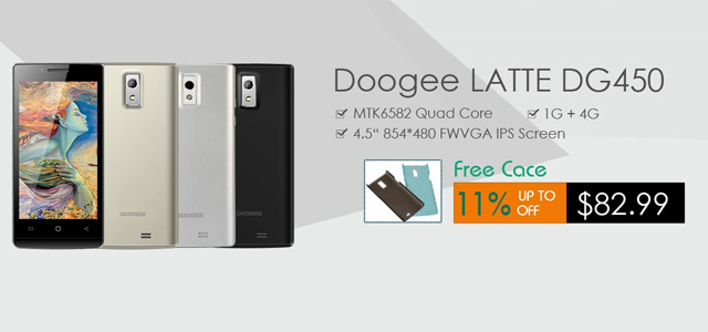 Doogee Smartphone Countdown and No.1 V phone i6 Smartphone Promotion-1