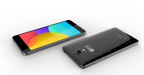 Elephone P5000 Identity Verification, the way to keep your privacy safe-1