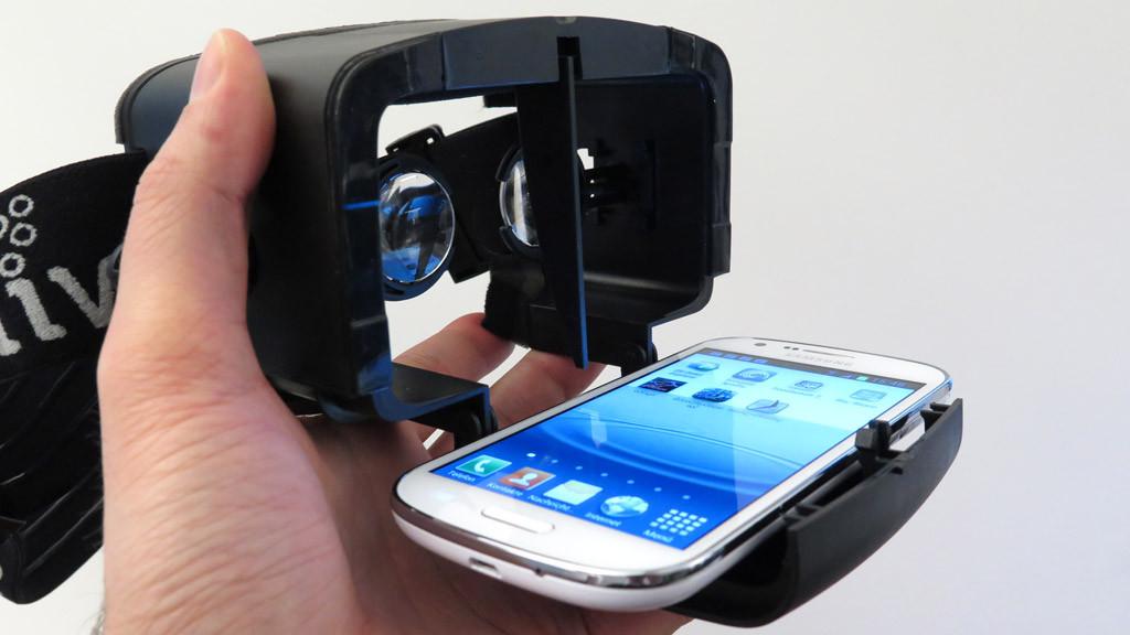 Lakento MVR, os óculos de realidade virtual feitos em Espanha-1