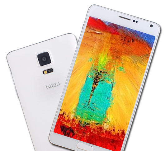 No.1 Note 4+, an enhanced version of the No.1 Note 4 supporting 4G LTE networks-1