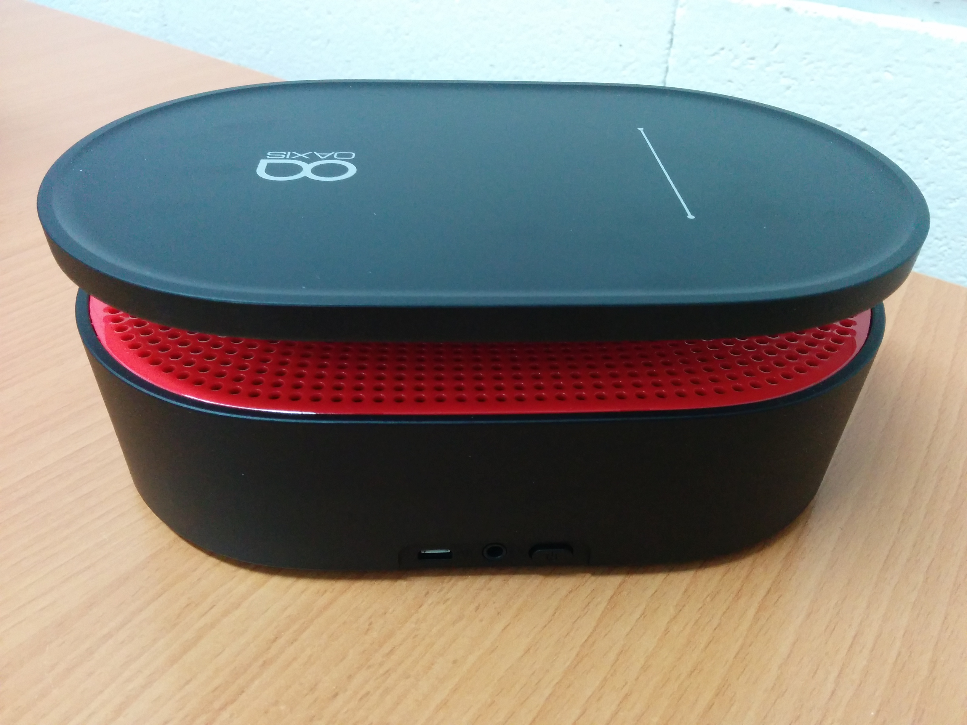 Oaxis Bento GD2507 Induction Speaker Review 3