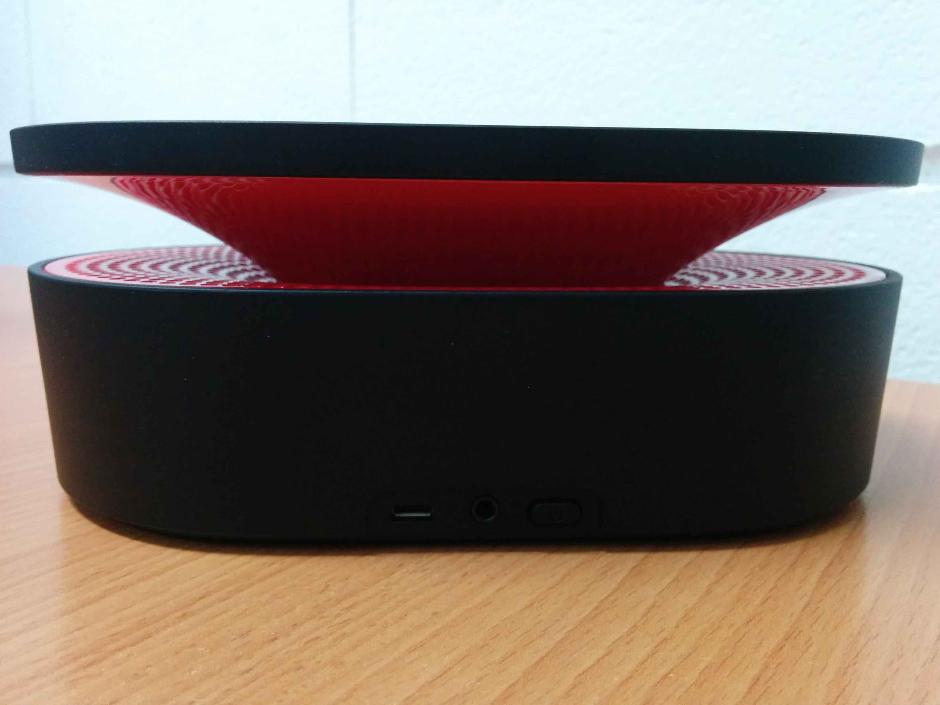 Oaxis Bento GD2507 Induction Speaker Review 4