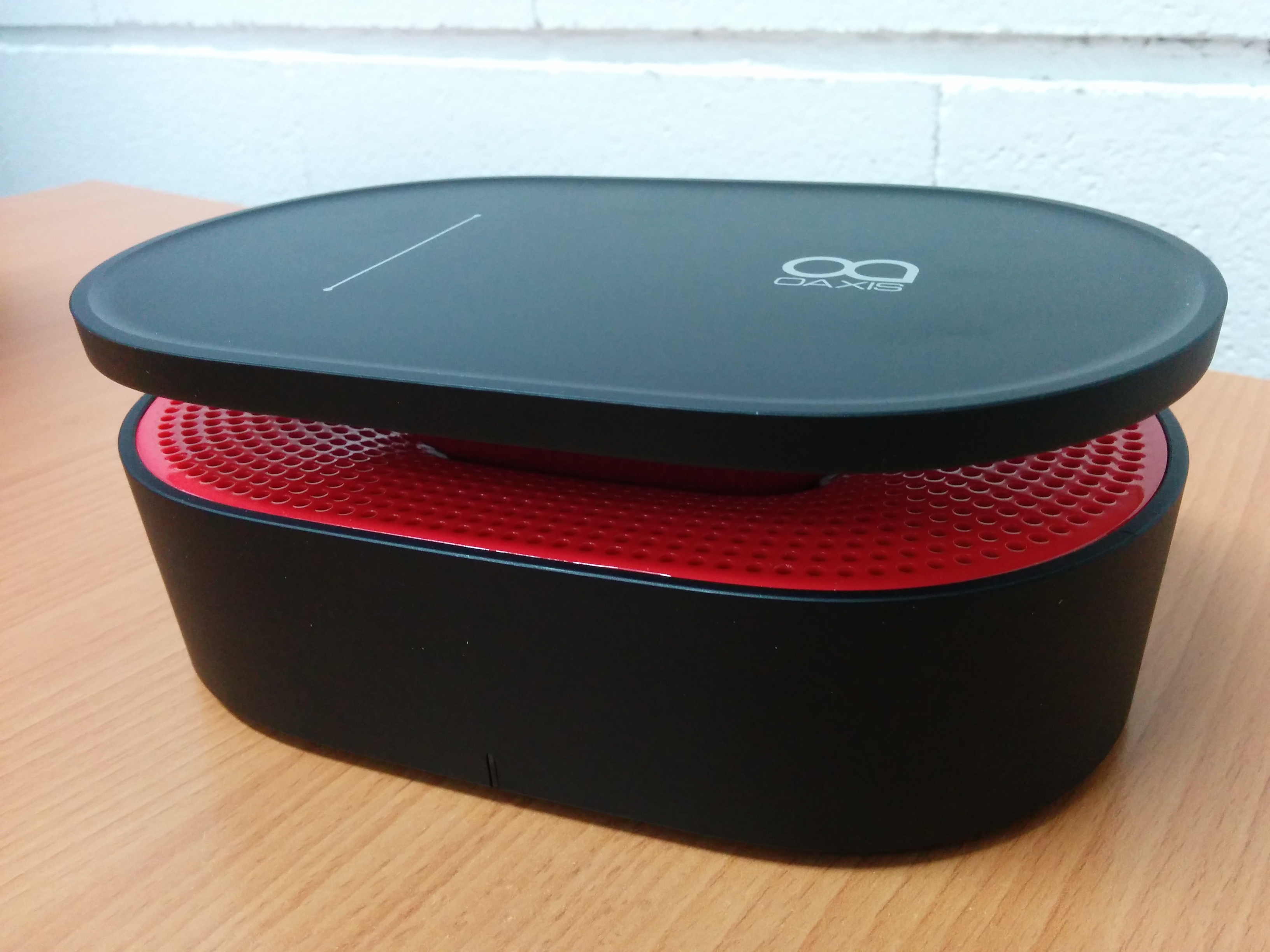 Oaxis Bento GD2507 Induction Speaker Review 1