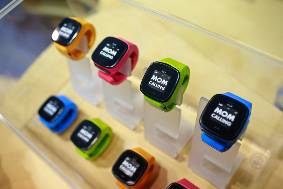 FiLIP Review, smartwatches for children at MWC 2015 1