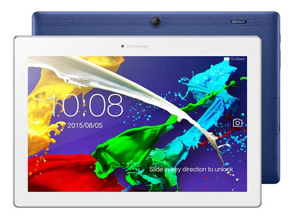 Lenovo presents Lenovo TAB 2 A10-70 at MWC 2015 1