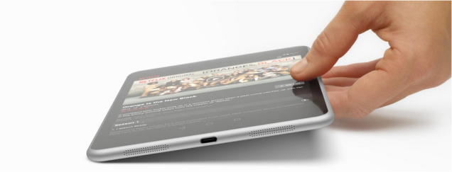 Nokia N1, the first Android tablet by the finnish company 2