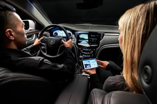 Qualcomm presenta una conexión LTE para el coche 3