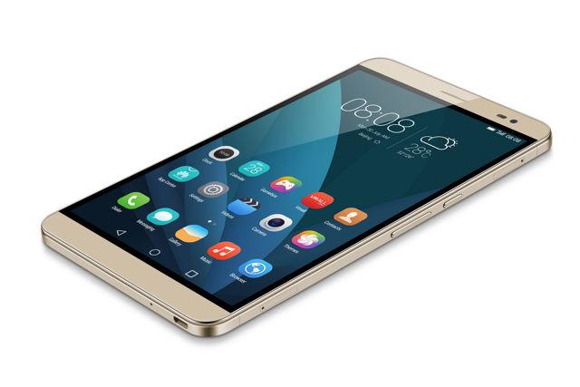 Tablet Huawei MediaPad X2 visto no MWC 2015 2