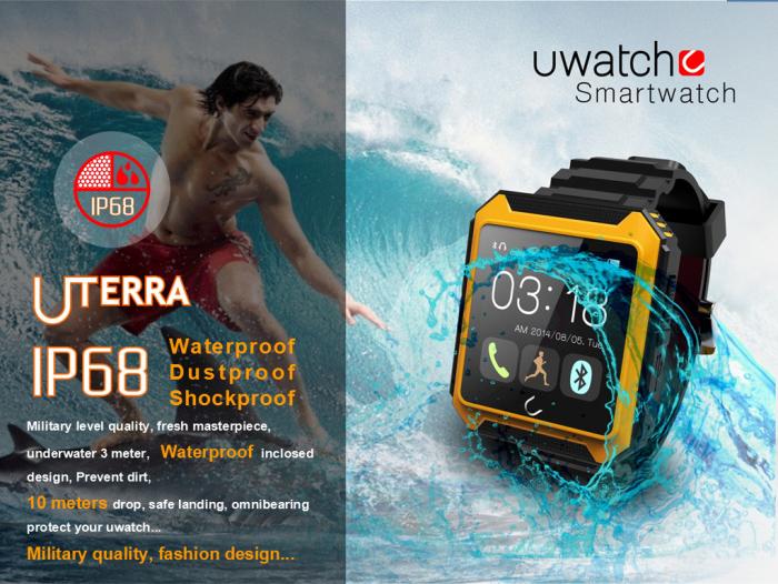 U Watch U Terra Review 2