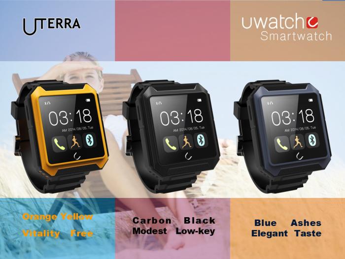 U Watch U Terra Review 1