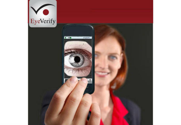ZTE Grand S3 and Eyeprint ID, Unlock by retinal scan 1