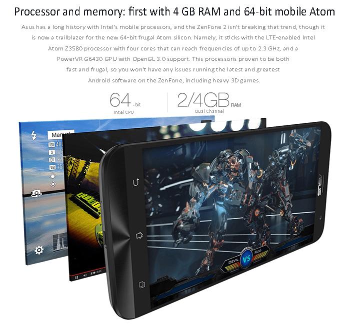 ASUS ZenFone 2 Review 2