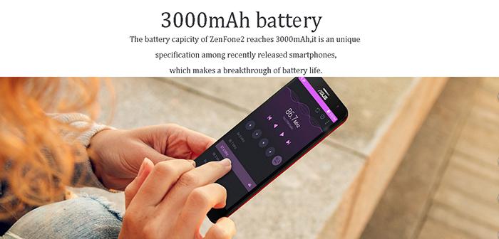 ASUS ZenFone 2 Review 3