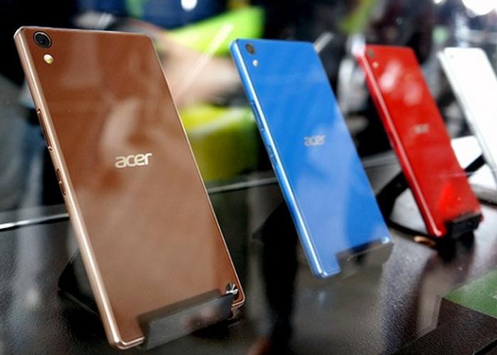 Acer amostra Acer Liquid X2 com suporte para triplo SIM 2