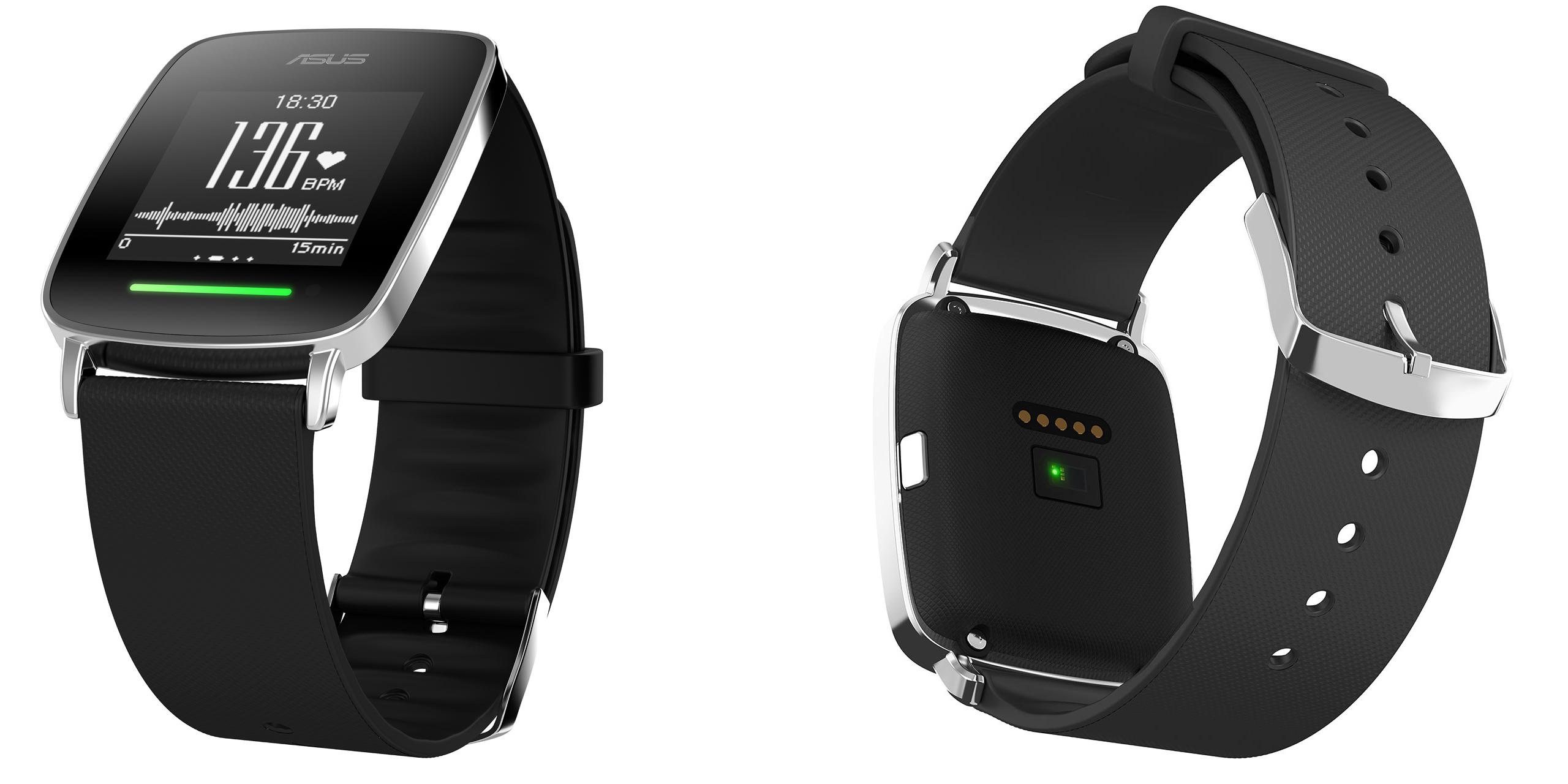 Asus VivoWatch, un smartwatch con autonomía para 10 días