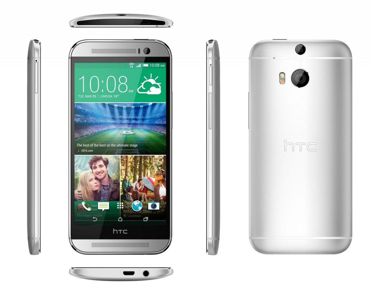 HTC One M8s, A new intermediate step for those who like M8 design 1