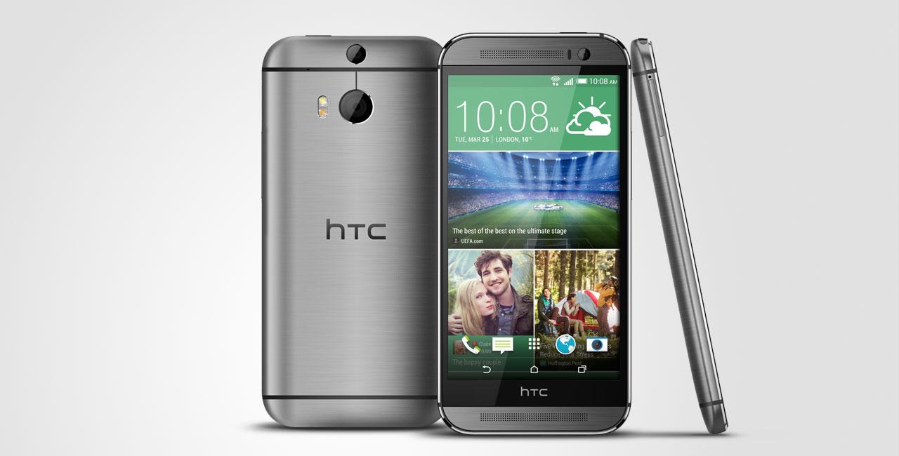HTC One M8s, una versión más barata del HTC One M8 2
