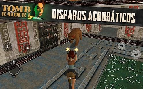 La Lara Croft del Tomb Raider original, por fin en Android