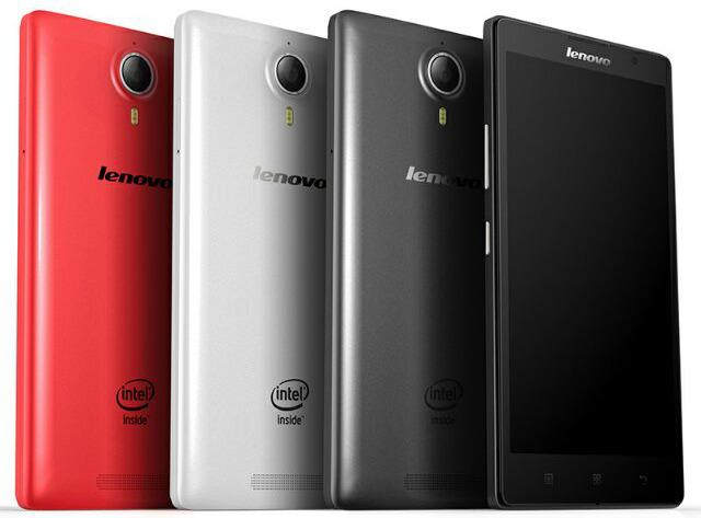 Lenovo K80 de 4GB of RAM y 4000mAh de batería a punto