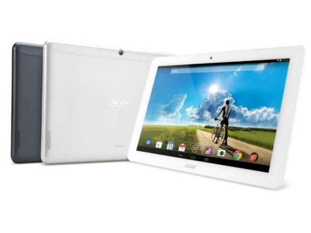 New Acer Iconia One 8 and Iconia Tab 10 tablets 3