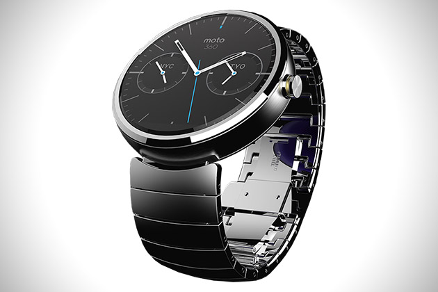 New Motorola smartwatch codenamed Smelt on the way? 2