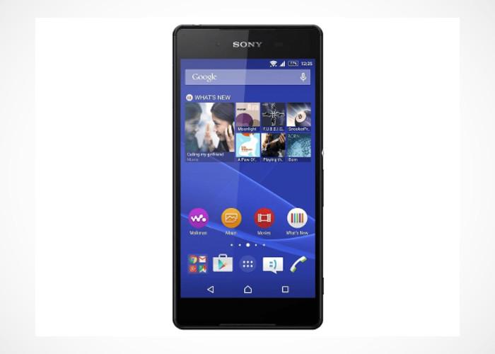 Nueva imagen del Sony Xperia Z4 filtrada