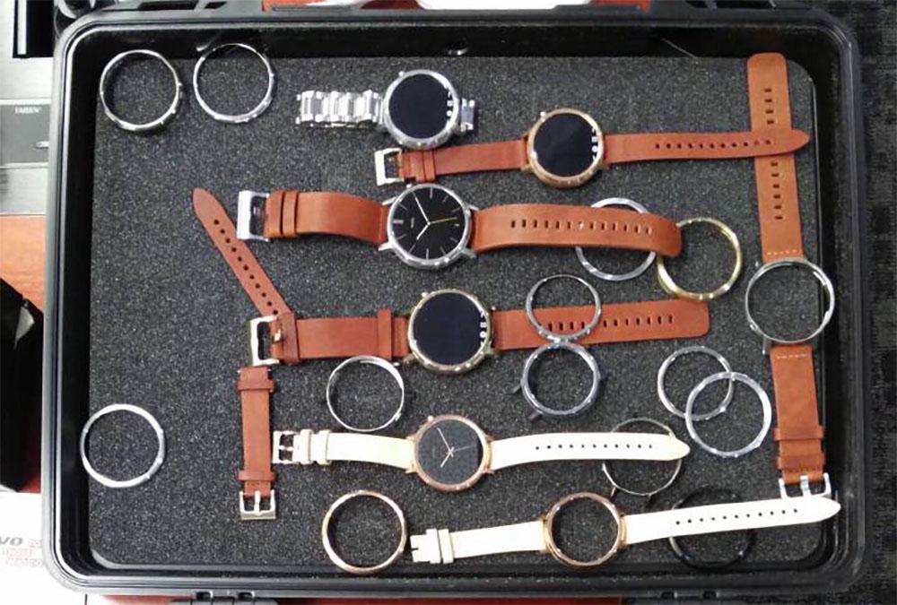 ¿Nuevo Smartwatch de Motorola con el nombre en código Smelt en camino? 1