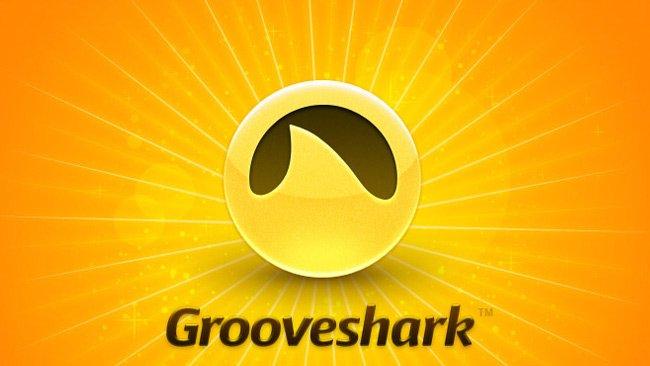 Grooveshark says goodbye 1