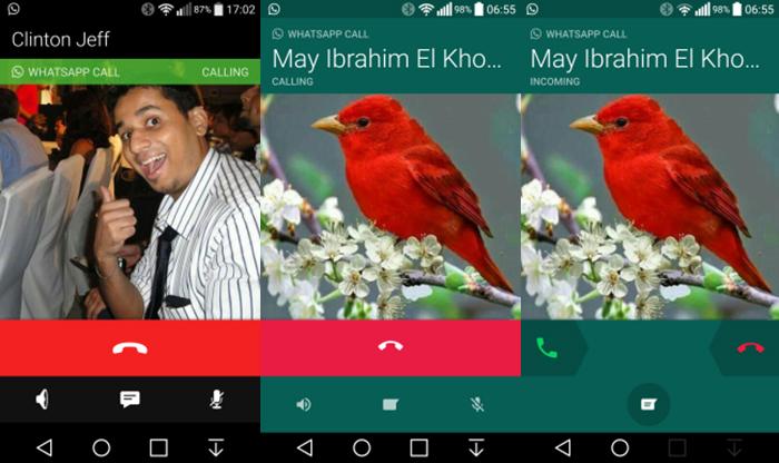 Nova beta de WhatsApp com Material Design 1
