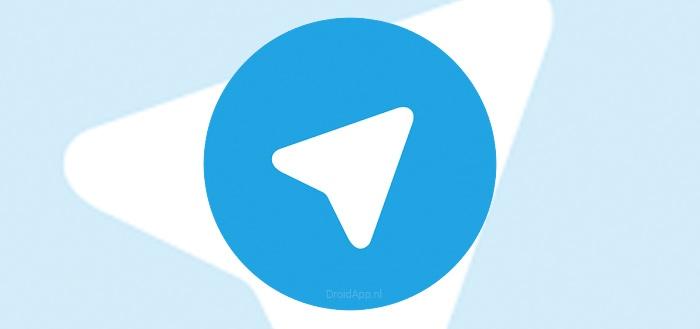 Telegram 2.8 trae nuevas notificaciones inteligentes y mucho más 1