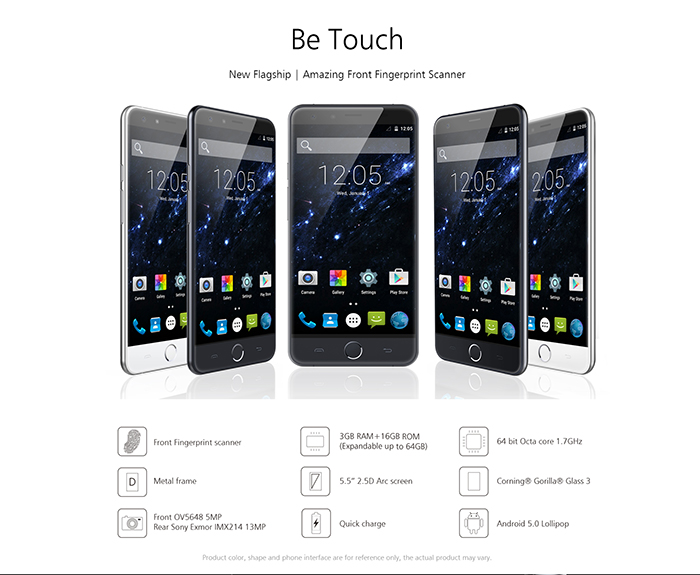 Ulefone Be Touch Review