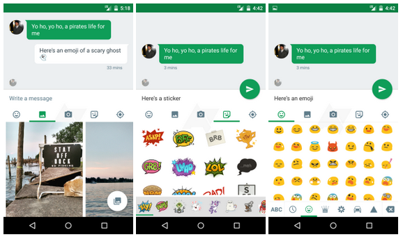Hangouts 4.0 for Android to compete with WhatsApp and Facebook 3