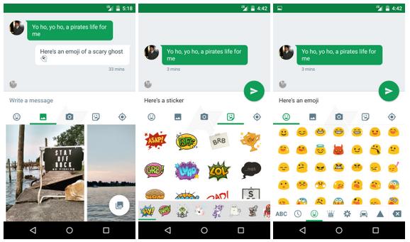 Hangouts 4.0 para Android preparado para competir contra WhatsApp y Facebook 3