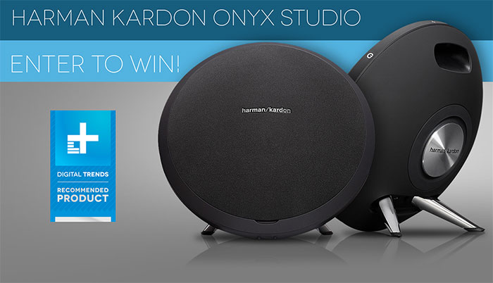 Harman Kardon Onyx Studio Wireless Bluetooth Speaker Review 1