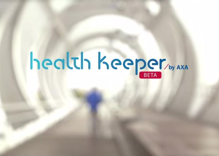 Health Keeper, app for keeping fit with your exercise routine