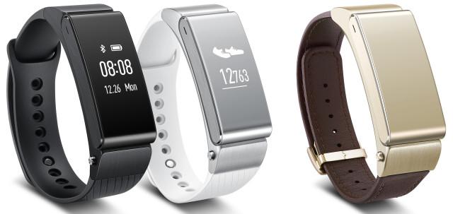 Huawei TalkBand B2 ya se encuentra disponible 1