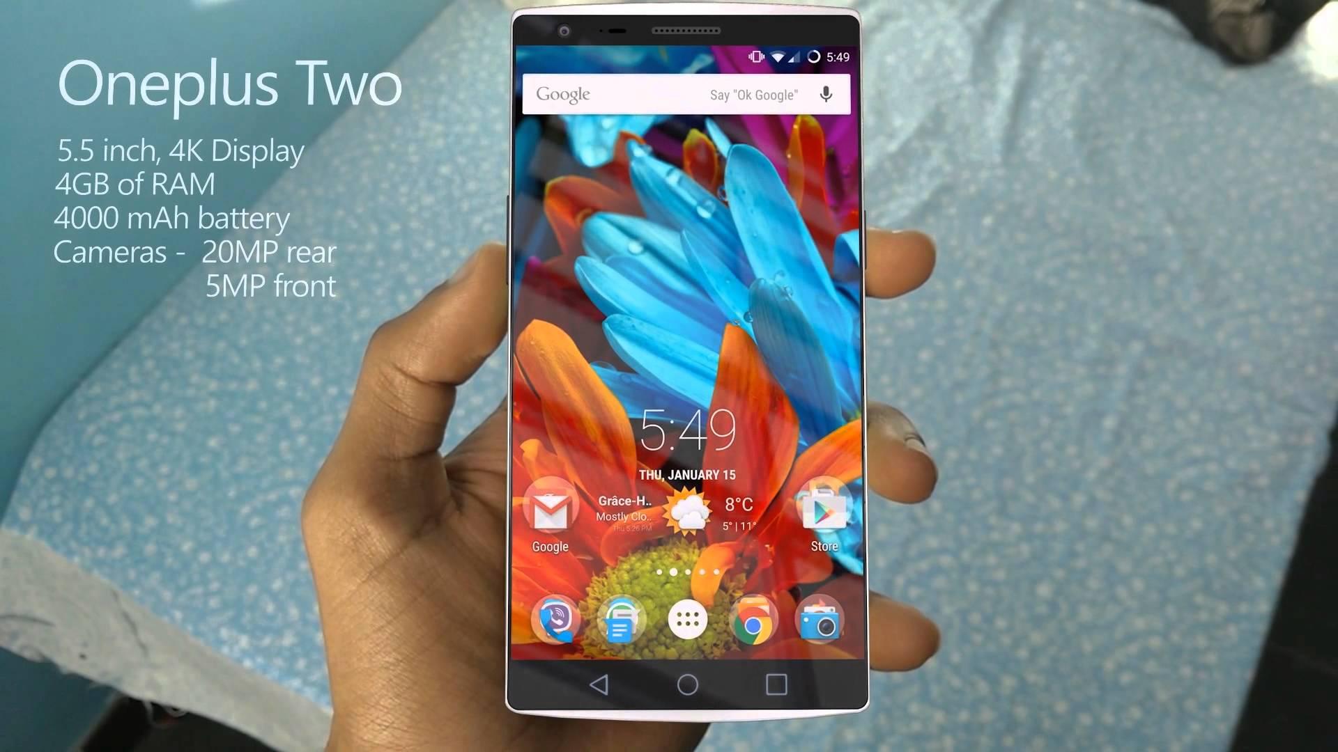 OnePlus 2 será apresentado no 27 de julho 1
