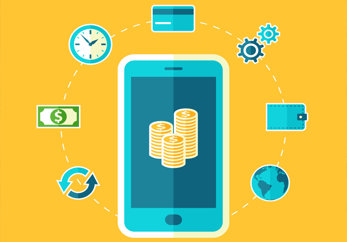Rhombus te permite pagar a través de SMS 1