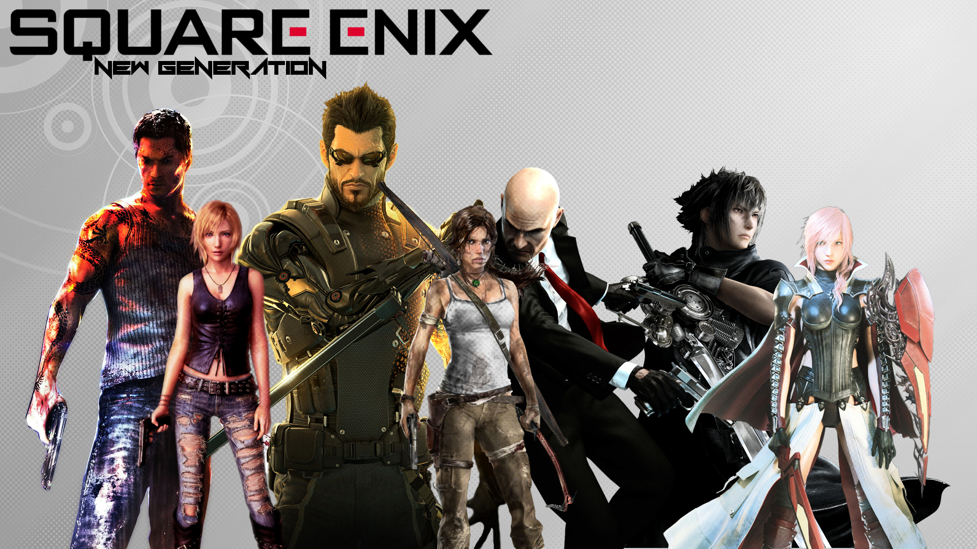 Square Enix Announces Three New Games for Android