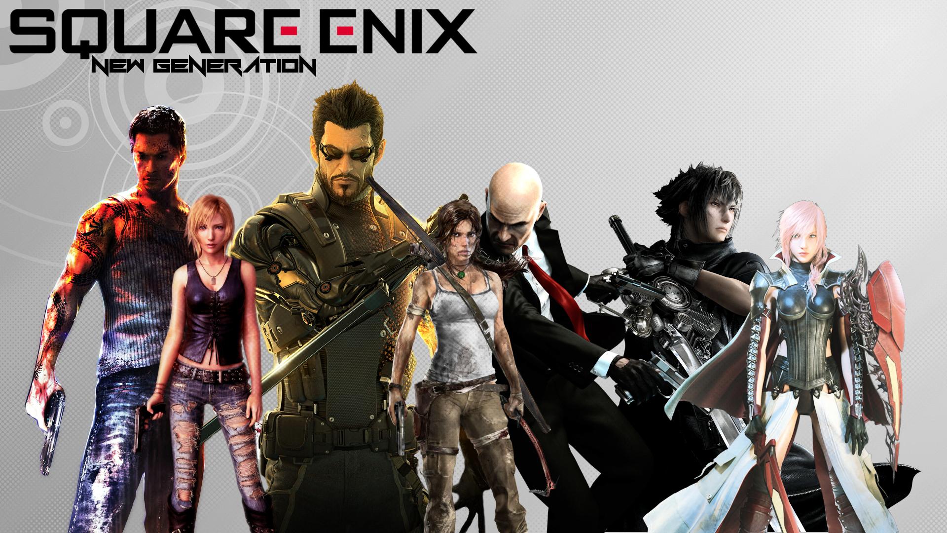 Square Enix anuncia Kingdom Hearts y Lara Croft para Android (E3 2015) 1